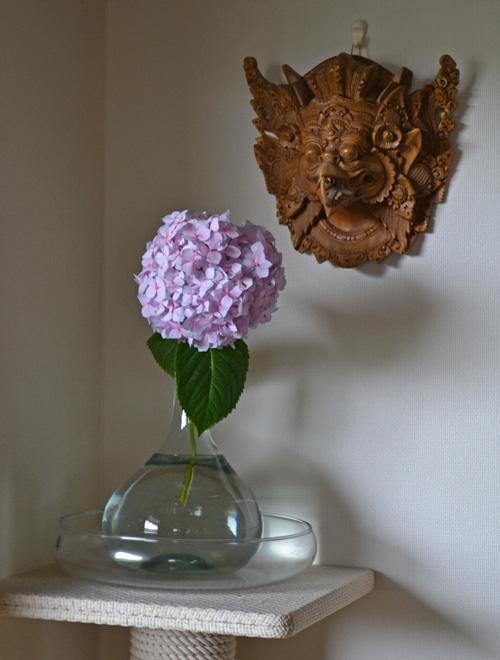 ガルーダと紫陽花.jpg